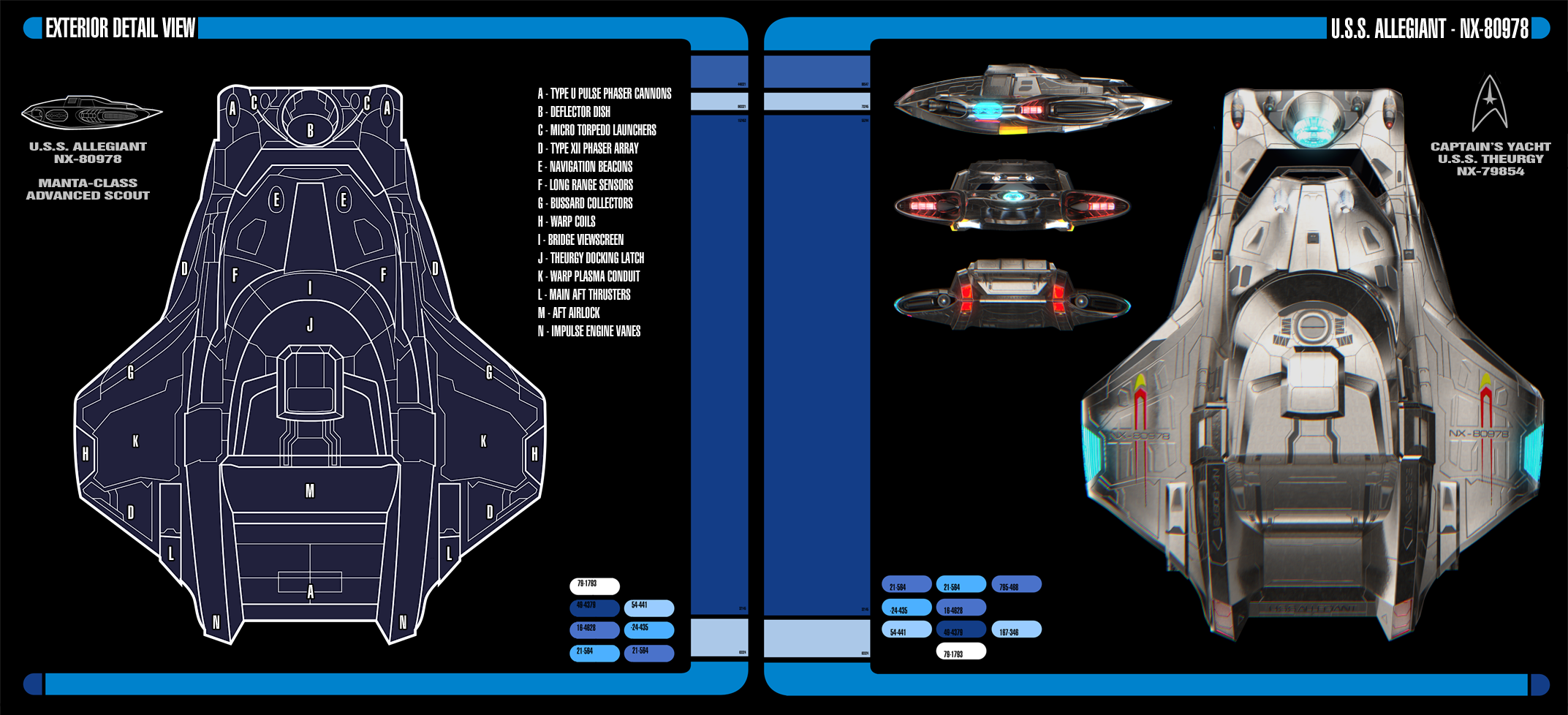 u_s_s__allegiant___manta_class_scout_exterior_by_auctor_lucan-d9ziygz Image Result For Allegiant