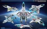Overview | Mk III Valkyrie Warp Fighter