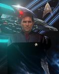 Commander Carrigan Trent, First Officer