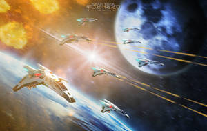 Dor'GhItlh Squadron   Star Trek: Theurgy by Auctor-Lucan