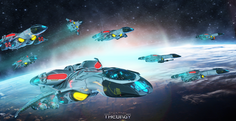 Ride of the Valkyries | Star Trek: Theurgy by Auctor-Lucan