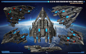 Overview | Mk I Reaver Federation Warp Fighter