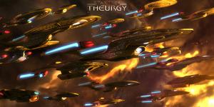 Task Force Archeron   Star Trek: Theurgy