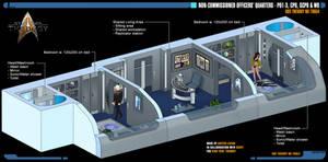 NCO Quarters | Star Trek: Theurgy