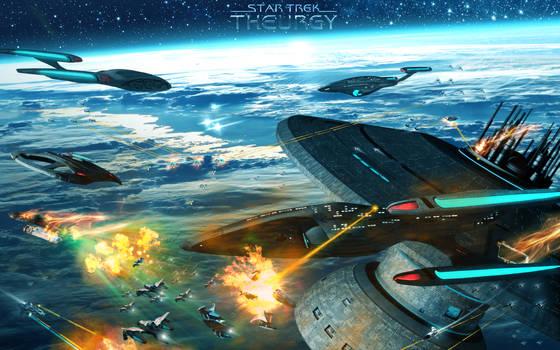 Battle of Starbase 84   Star Trek: Theurgy