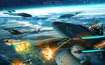 Battle of Starbase 84 | Star Trek: Theurgy