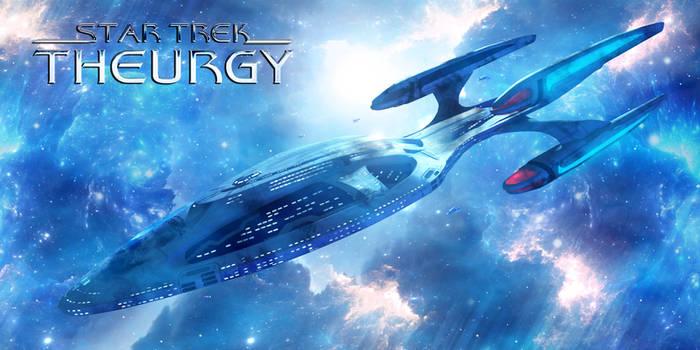 Azure Nebula Repairs | Star Trek: Theurgy