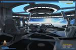 USS Theurgy NX-79854 Main Bridge | Render 03