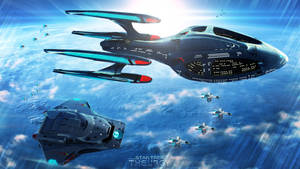 Show of Force   Star Trek: Theurgy