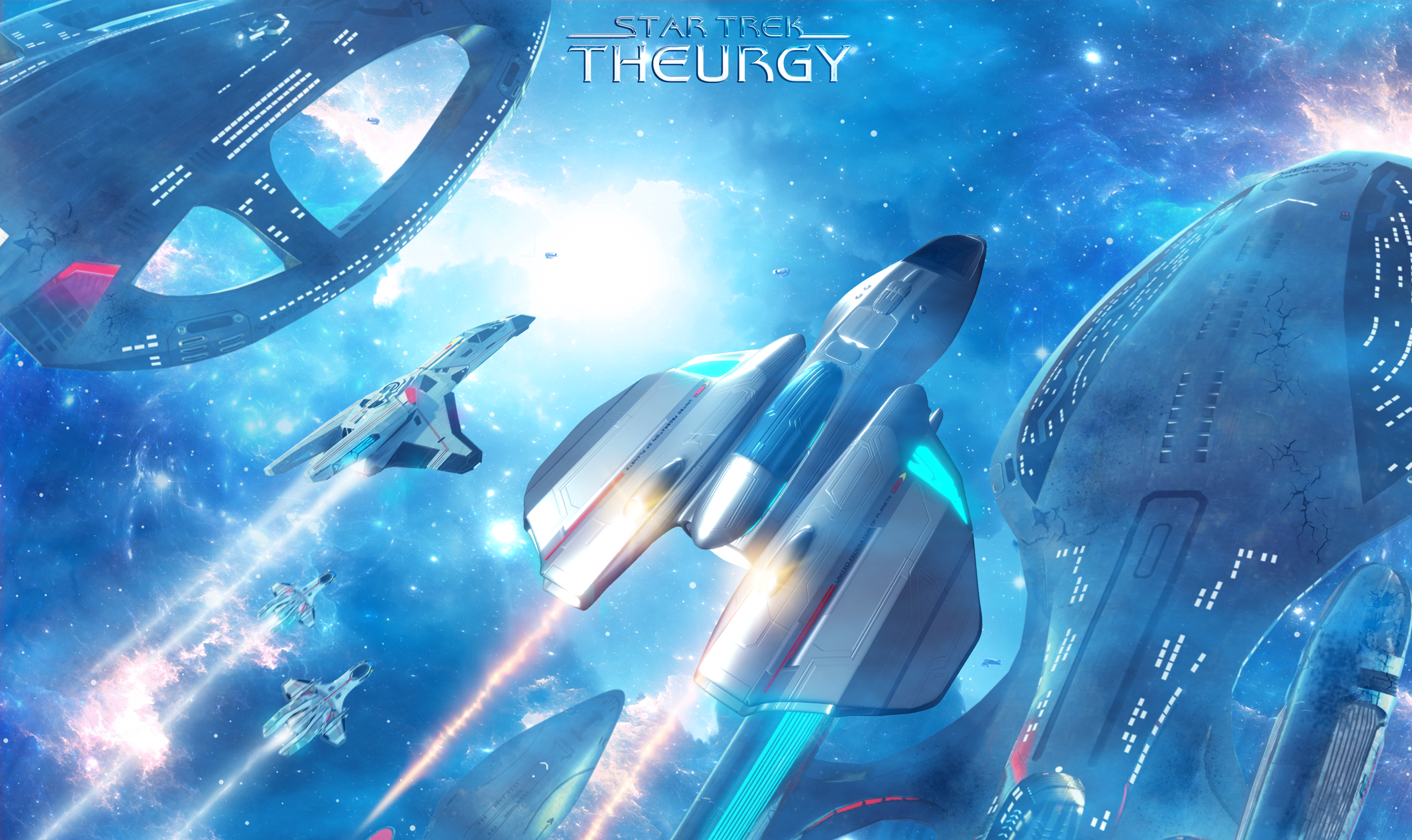 Seeking Hope   Star Trek: Theurgy