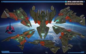 Klingon Warp Raider Overview | Star Trek: Theurgy