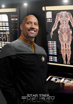 Chief of Security Kai Akoni | Star Trek: Theurgy