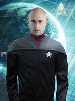 CTO Cross Portrait | Star Trek: Theurgy