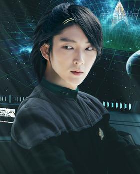 CSO Vael Kaeris | Star Trek: Theurgy