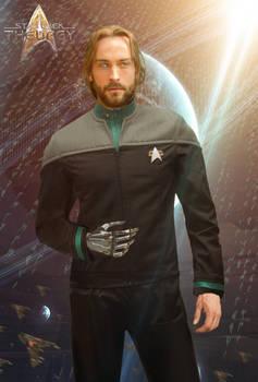 Hi'Jak, Year 2381 | Star Trek: Theurgy