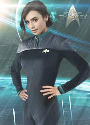 Lt. Zephyr Praise   Star Trek: Theurgy