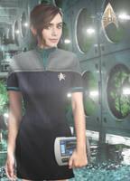 Doctor Zephyr Praise | Star Trek: Theurgy by Auctor-Lucan