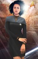 Lt. JG Kythalie Benmual | Star Trek: Theurgy by Auctor-Lucan