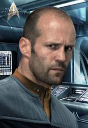 Adam Kingston Portrait | Star Trek: Theurgy