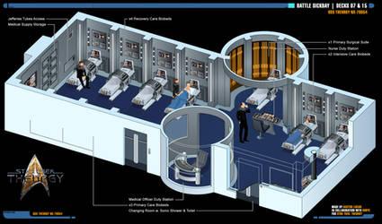 Battle Sickbay | Star Trek: Theurgy