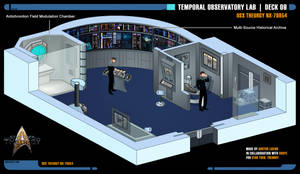 Temporal Observatory | Star Trek: Theurgy by Auctor-Lucan