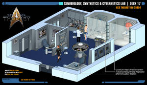 Xenobiology Lab | Star Trek: Theurgy by Auctor-Lucan