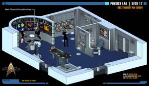 Physics Lab | Star Trek: Theurgy