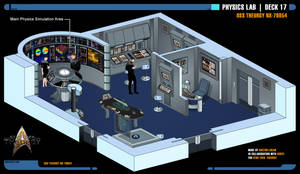 Physics Lab | Star Trek: Theurgy by Auctor-Lucan