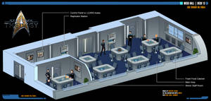 Mess Hall | Star Trek: Theurgy by Auctor-Lucan