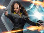 Klingon Mickayla MacGregor | Star Trek: Theurgy