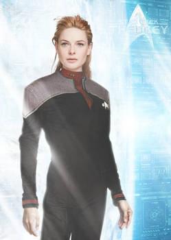 Commander of the Black Opal | Star Trek: Theurgy