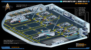Upper Shuttle Bay | Star Trek: Theurgy