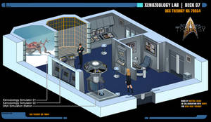 Xenozoology Lab | Star Trek: Theurgy