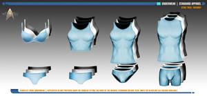 Starfleet Underwear | Star Trek: Theurgy
