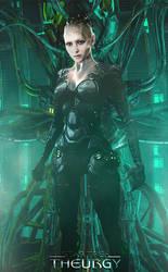 The Borg Queen | Star Trek: Theurgy