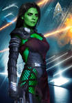 Adisia of the Orion Syndicate | Star Trek: Theurgy
