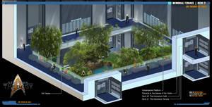 Memorial Terrace | Star Trek: Theurgy