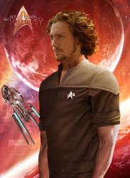 ''Scruffy Lemarc'' | Star Trek: Theurgy