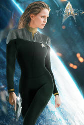 Ens. Marija Ferik | Starfleet Security