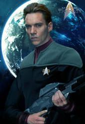 Lt. Jonathan Byrne | Star Trek: Theurgy
