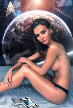 T'Leia | Star Trek: Theurgy