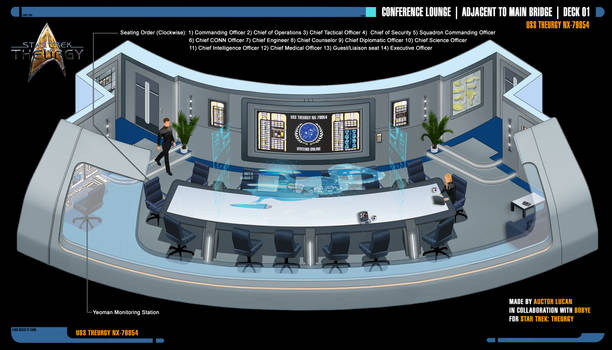Conference Lounge | Star Trek: Theurgy
