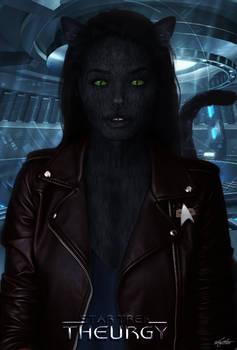 Ensign L'Nari   Star Trek: Theurgy