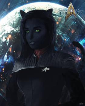 L'Nari | Diplomatic Attache | Star Trek: Theurgy