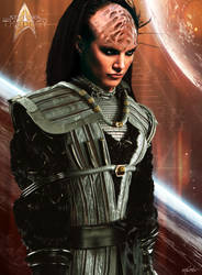Valkra, Sogh in the KDF | Star Trek: Theurgy