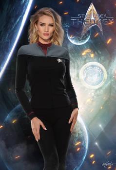 Lt Cmdr. Samantha Rutherford | Star Trek: Theurgy