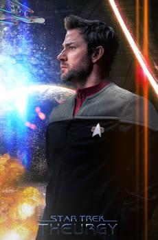 Lt Cmdr. Andrew Fisher | Star Trek: Theurgy