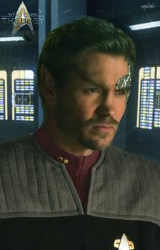Lt. JG Foval | Star Trek: Theurgy