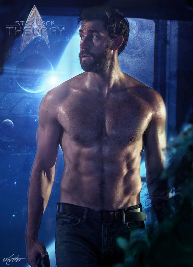 Andrew Fisher Off-Duty | Star Trek: Theurgy