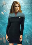 Lt. Jessica Alana Pierce | Star Trek: Theurgy